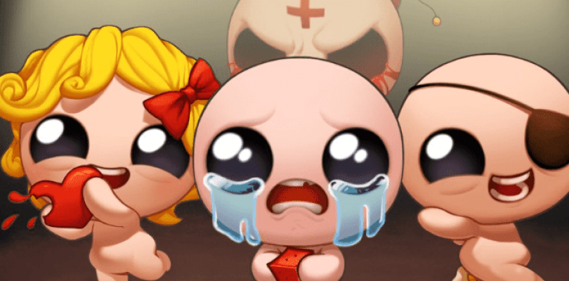 The Binding of Isaac: Four Souls Main