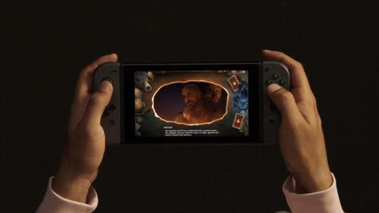 The Elder Scrolls Legends - Switch on !