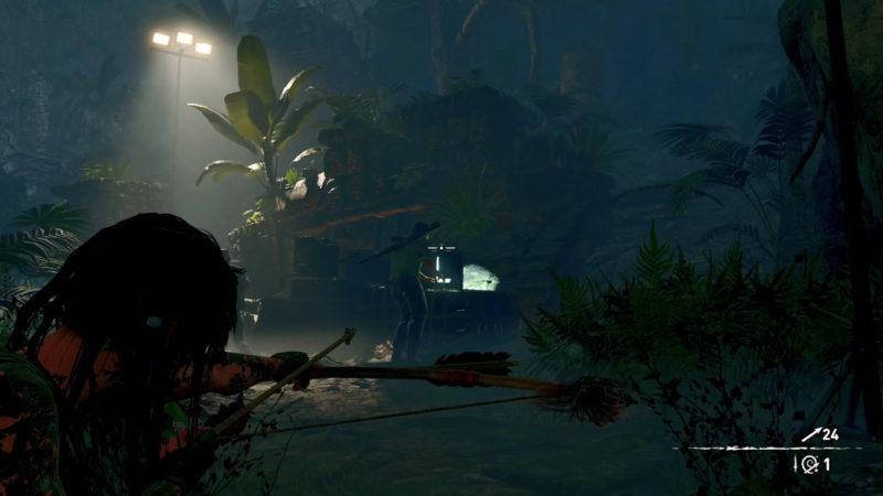 Tomb Raider arc