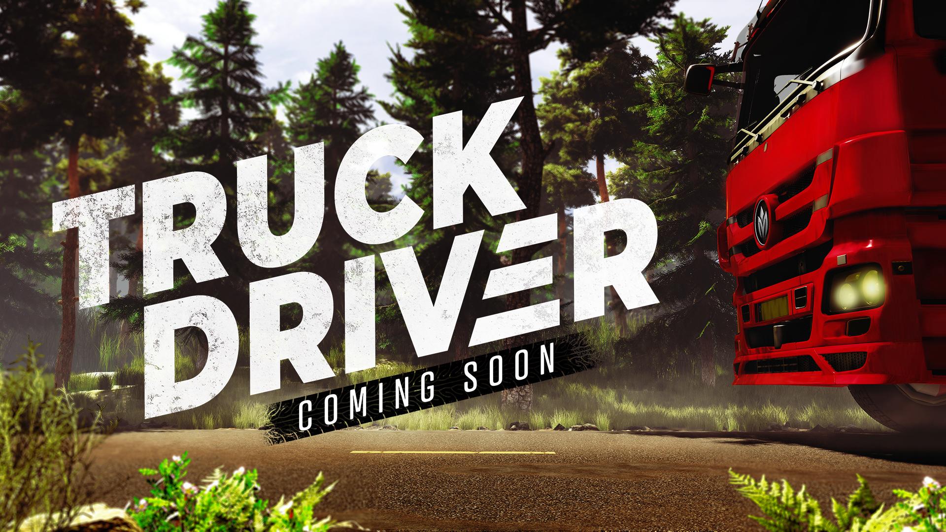 Truck Driver - header