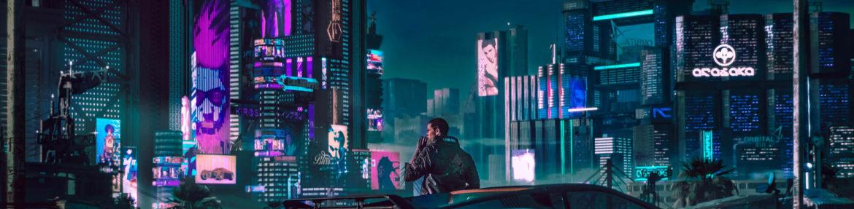 Cyberpunk 2077 Nuit