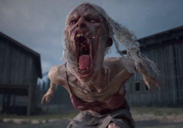days gone - zombie
