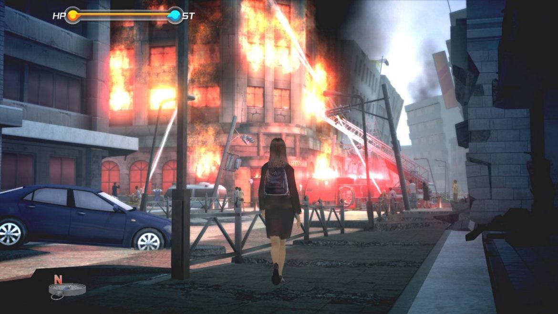 Disaster Report 4 Summer Memories incendie