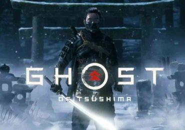 Ghost of Tsushima titre