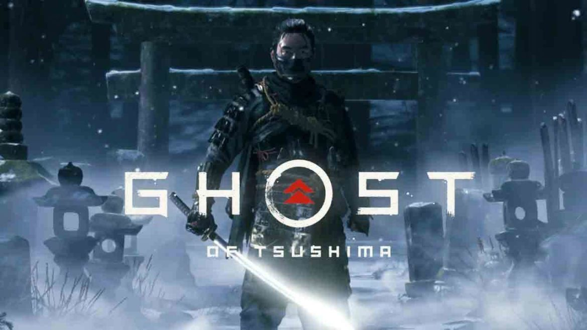 Ghost of Tsushima titre