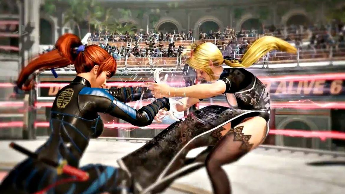 Dead or alive fight