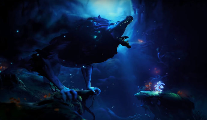 ori and the will of the wisps boss fight