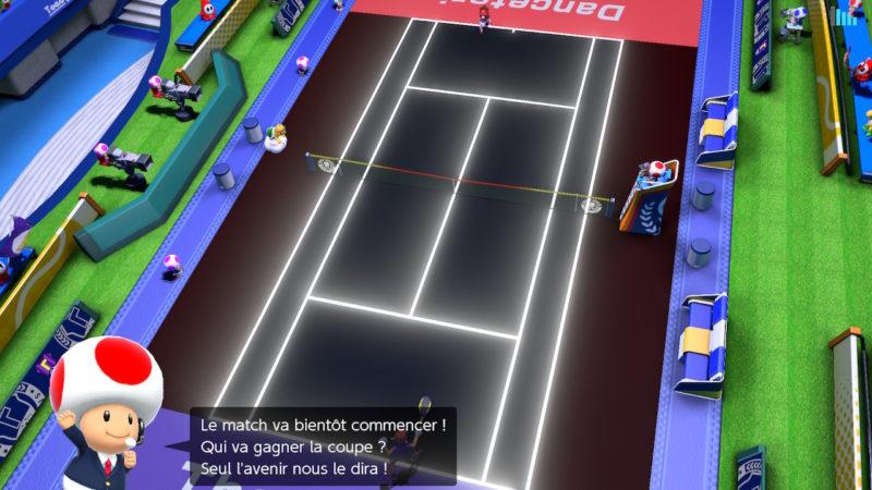 preview mario tennis aces - finale du tournoi
