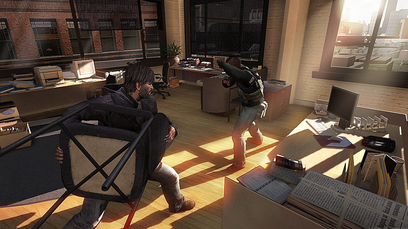 Games with Gold Splinter Cell Conviction