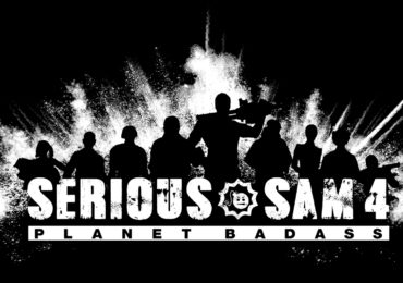 Serious Sam 4 Planet Badass Logo