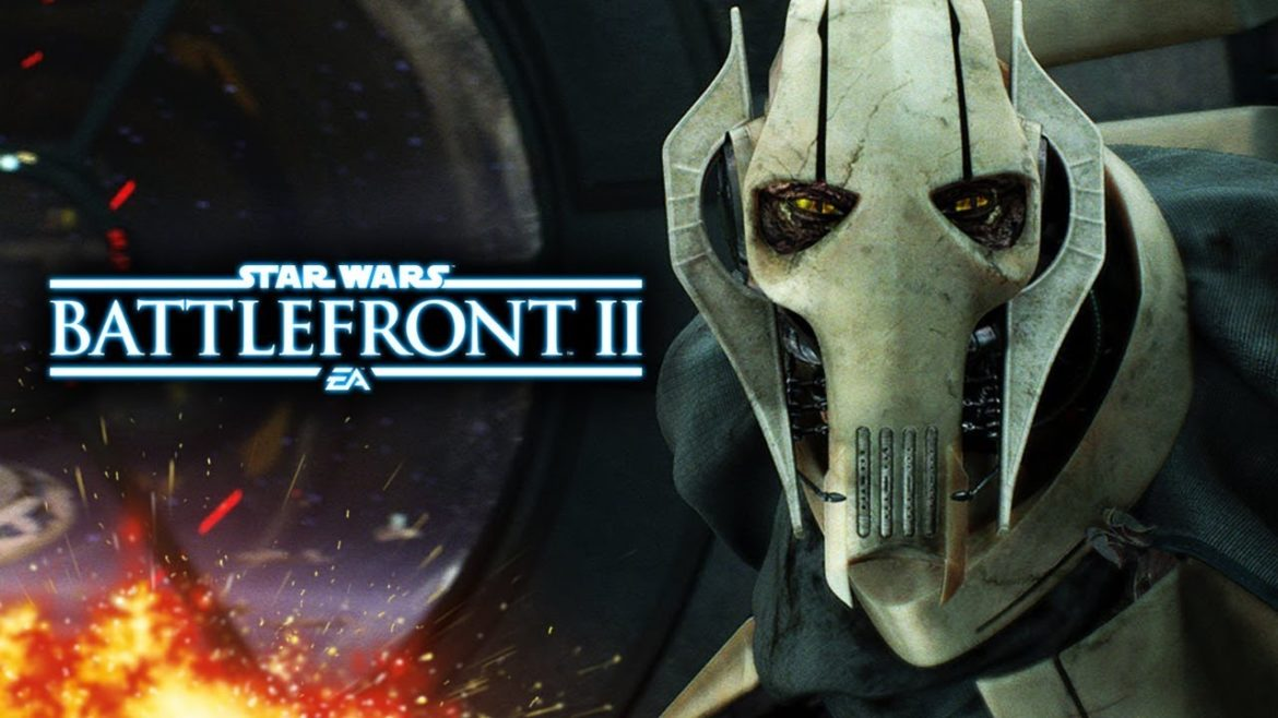 Star Wars: Battlefront II - Grievous