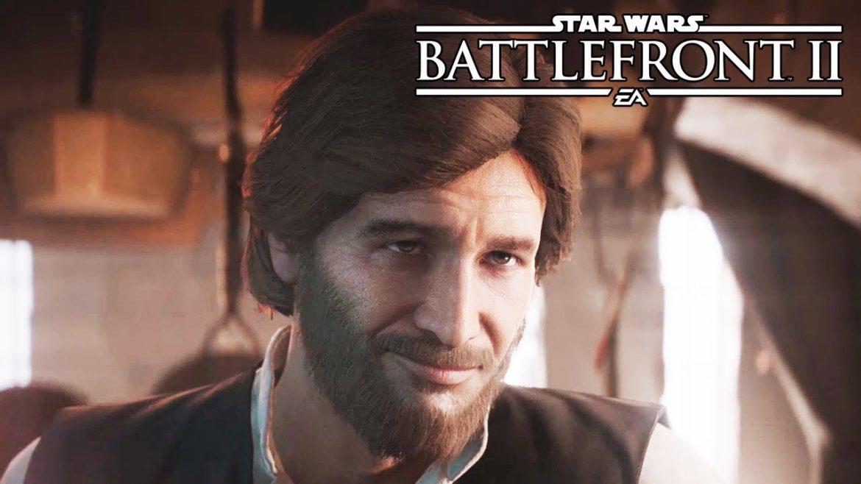 Star Wars: Battlefront II- Solo