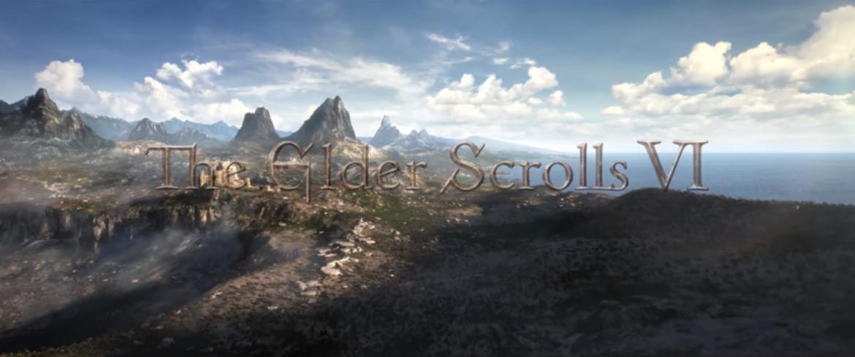 The Elder Scrolls VI annonce