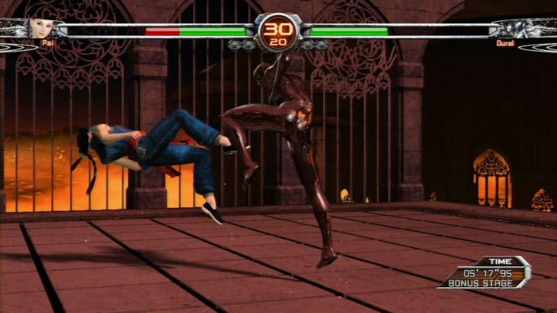 Games with Gold Virtual Fighter 5