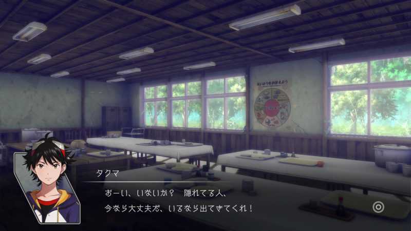 Digimon Survive salle de classe