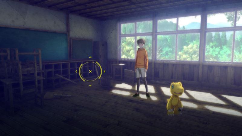 Digimon Survive recherche