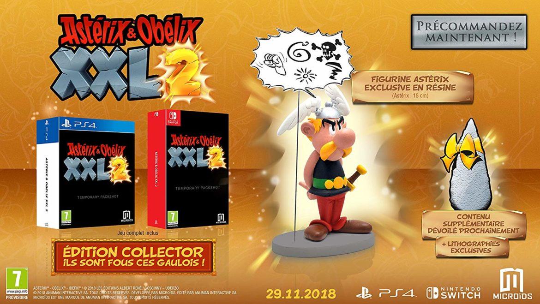 Astérix & Obélix XXL 2 édition collector