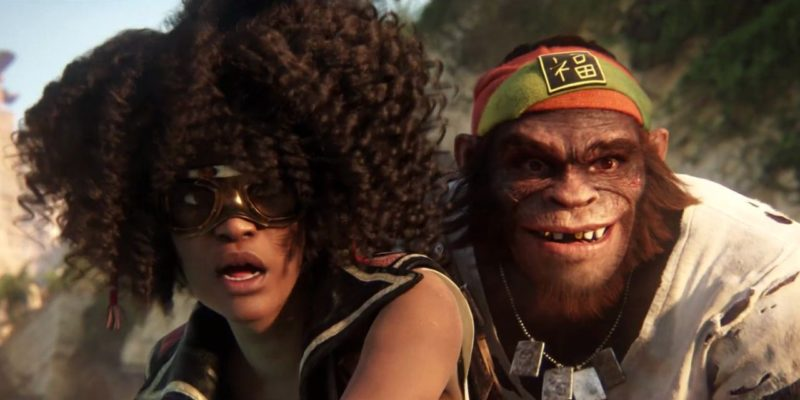 Beyond Good & Evil 2 Knox et Shani