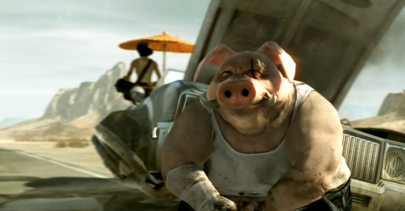Beyond Good & Evil trailer de 2007