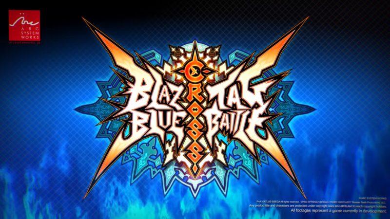Blazblue Cross Tag Battle - Logo