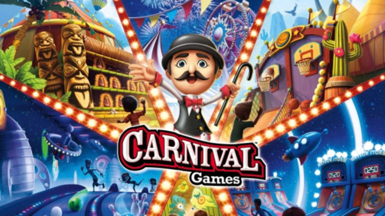 Carnival Games Key art
