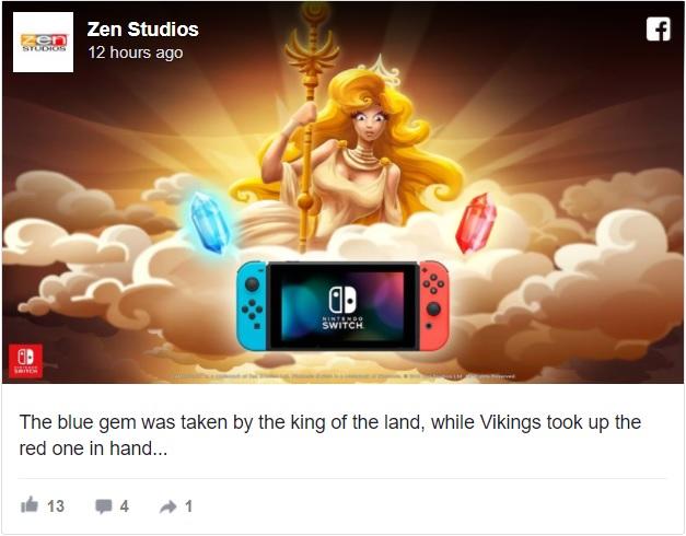 CastleStorm - Zen Studios pose les briques d'une version Switch