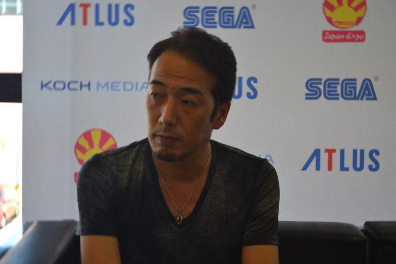 Yakuza Daisuke Sato