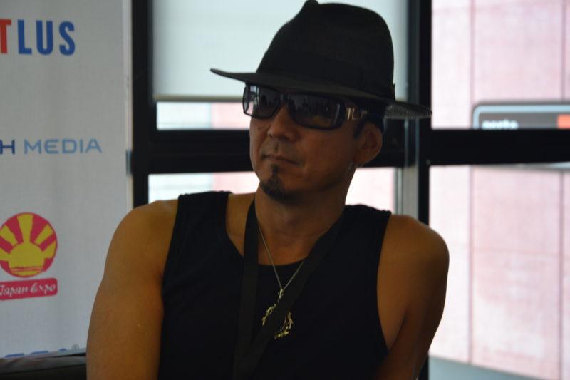 Yakuza Takaya Kuroda