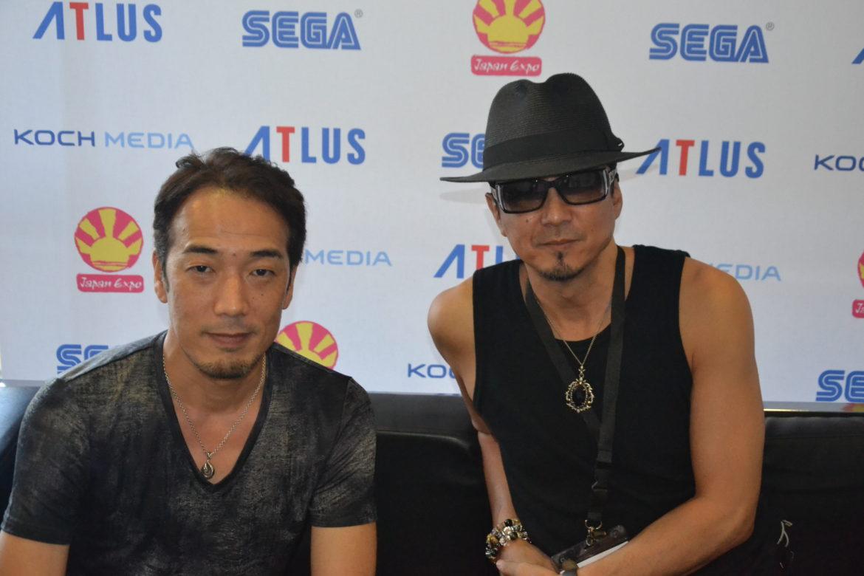 Yakuza Kuroda et Sato