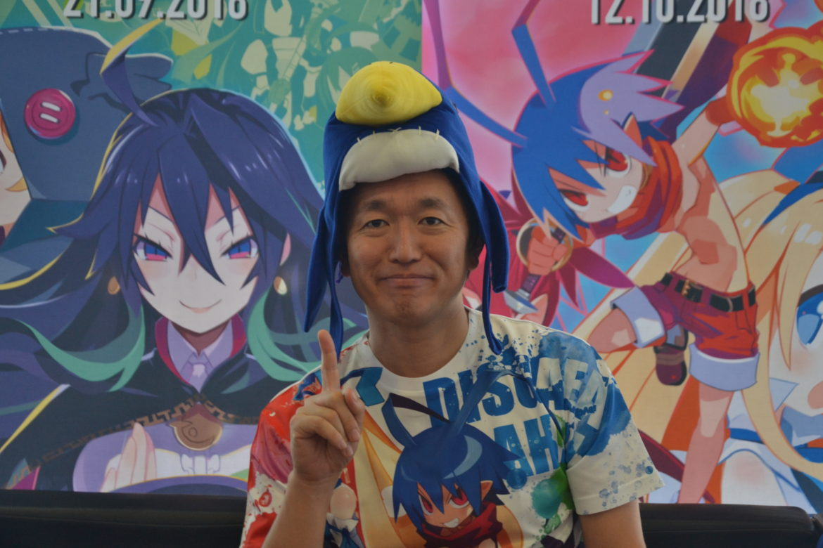 Sohei Niikawa chapeau Prinny