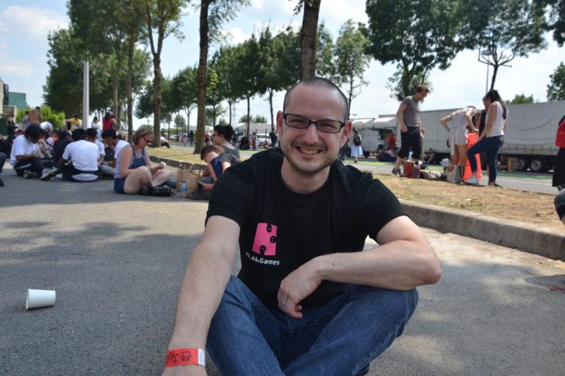 KLab Games Matthieu Youna
