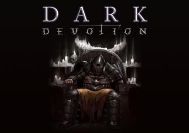 Dark Devotion - Un chevalier assit