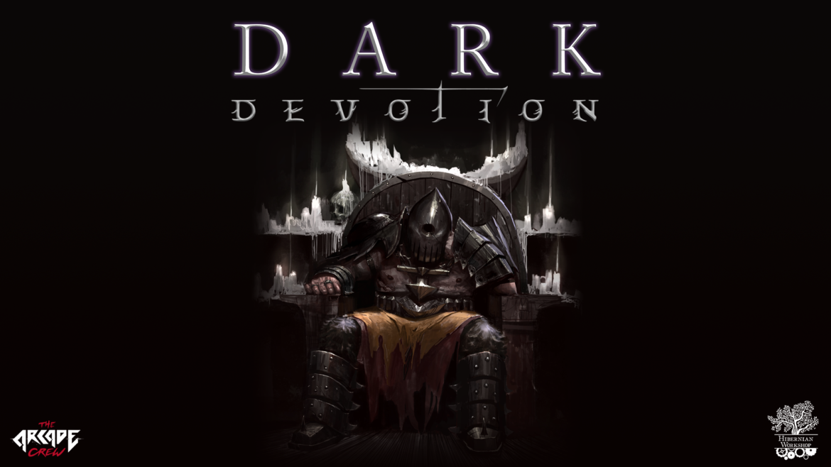 Dark Devotion - Un chevalier assit