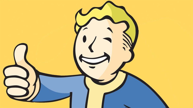 Fallout 76 - Vault Boy