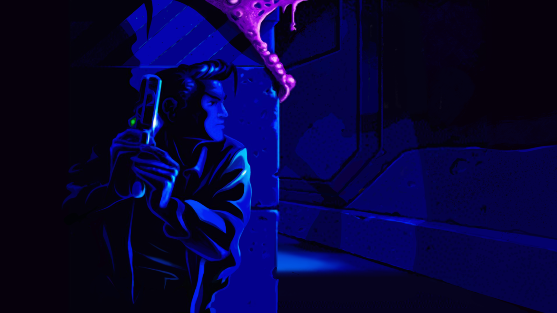 Flashback 25th Anniversary - écran principal