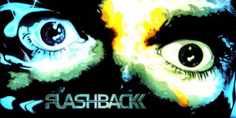 Flashback 25th Anniversary - artwork principal