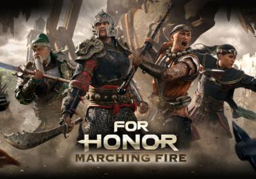 Visuel des nouveaux personnages de For Honor