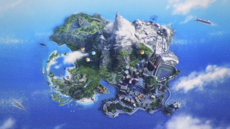 Go Vacation - île Kawawii