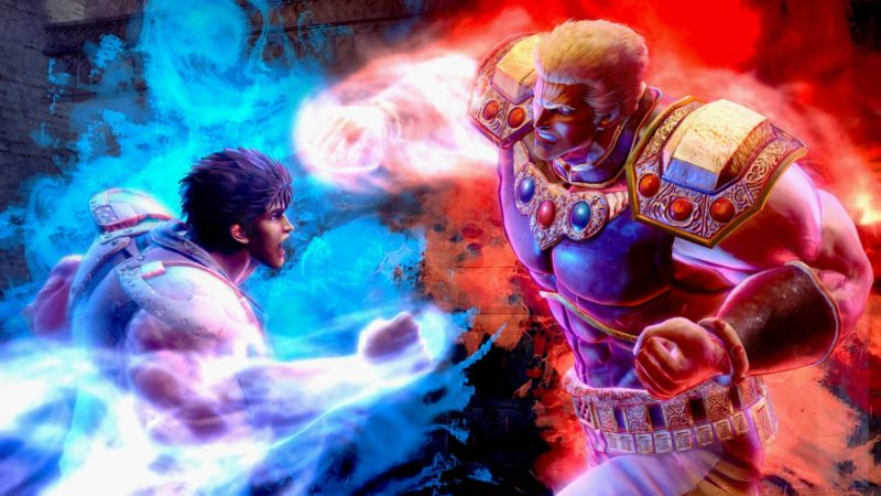 Fist of the North Star Kenshiro vs Raoh