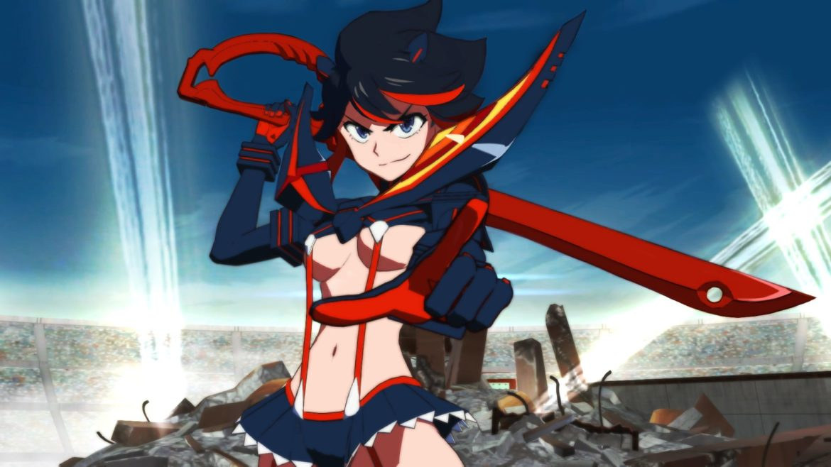 Kill la Kill If Ryuko Matoi