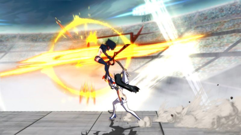 Kill la Kill gameplay