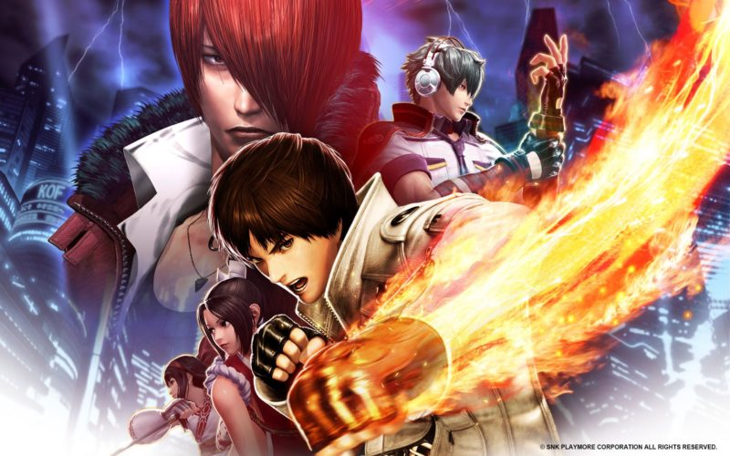 SNK King of Fighter XIV
