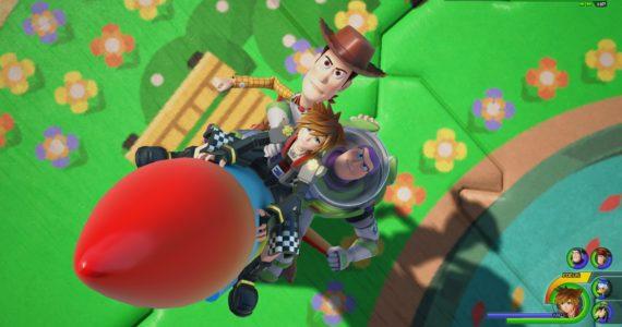 Kingdom Hearts III attaque spciale