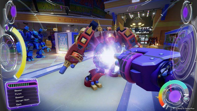 Kingdom Hearts III robot