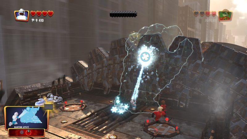 Lego Les Indestructibles Pouvoir