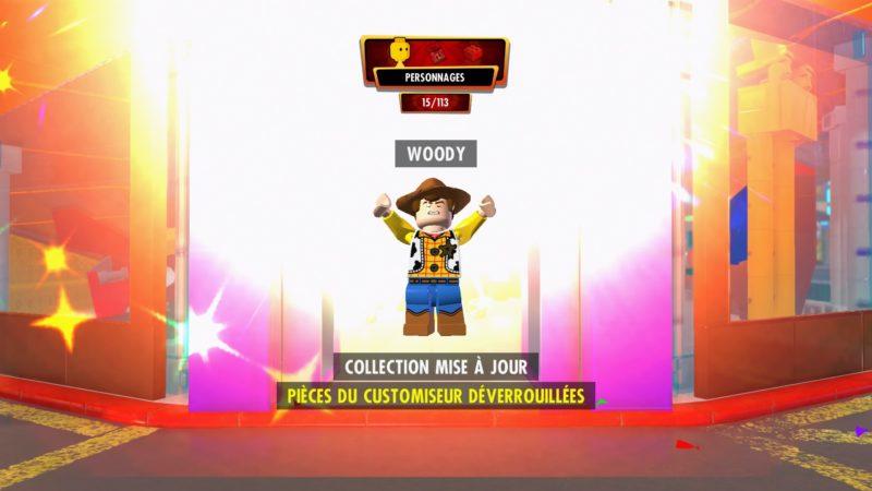 Lego Les Indestructibles Woody