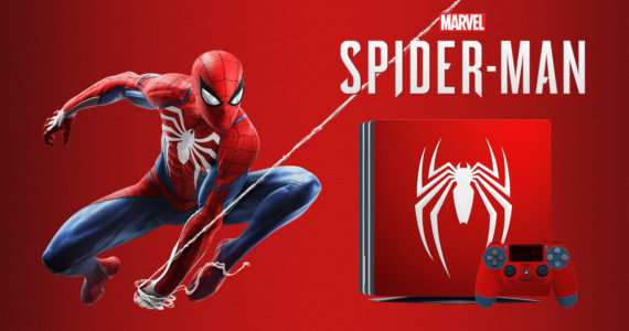 Spider-Man bundle PlayStation 4
