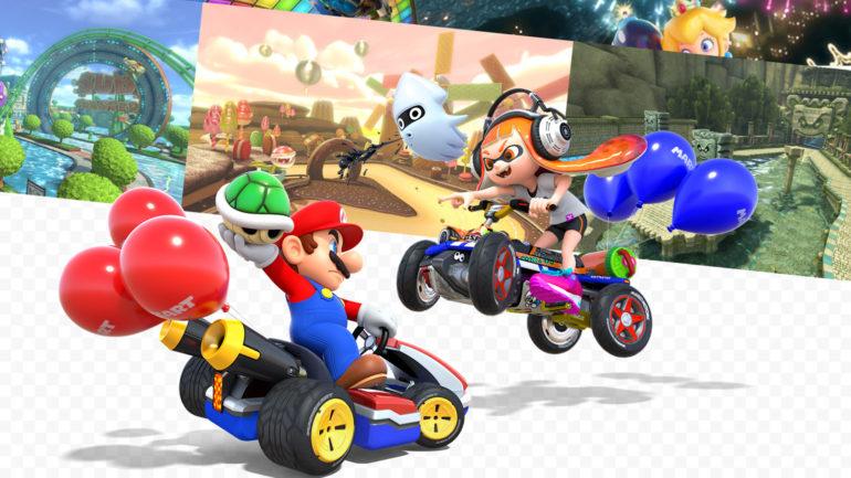 Mario Kart 8 Deluxe - Guerre permanente