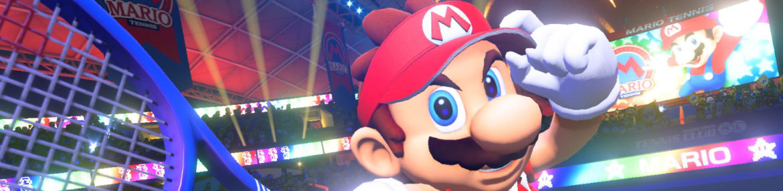 Meilleurs jeux vidéo du mois de juin 2018 Mario Tennis Aces