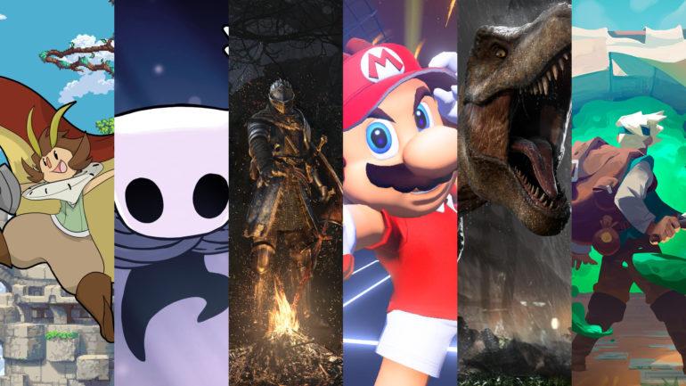 Meilleurs jeux vidéo du mois de juin 2018